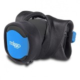 MIGGO Camera Grip and Wrap for CSC [GW-CSC BB 30] - Black/Blue - Camera Strap